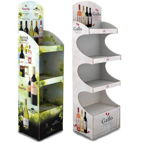 Strong Vision Beauteous Cardboard Display Stands Uk